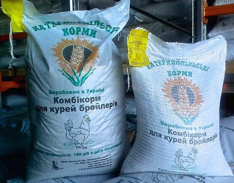 Комбикорм для цыплят-бройлеров, РОСТ БПК 9-17 КОББ