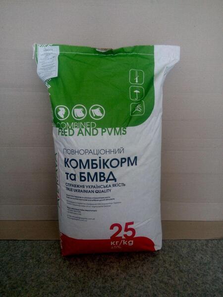 Комбікорм для курчат-бройлерів, AIBRAVA ФІНІШ 26-40